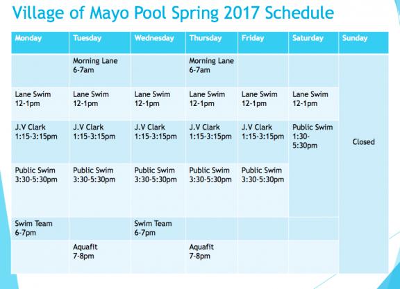 spring-pool-schedule
